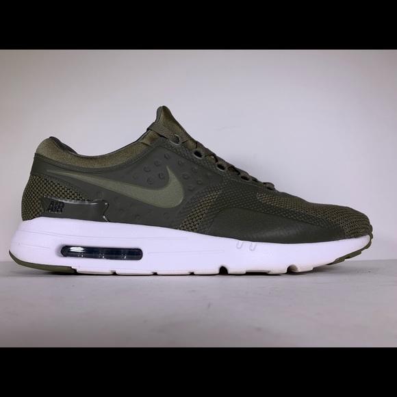 Nike Air Max Zero Essential 'Olive' Mens size 14